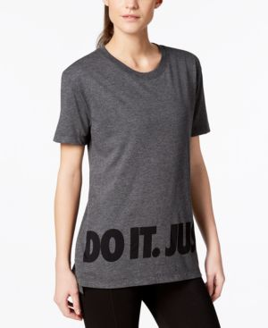 DRY JUST DO IT T-SHIRT