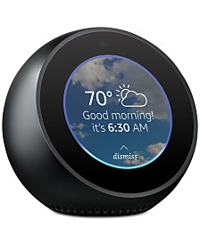 Amazon Alexa Enabled Echo Spot Bluetooth Speaker