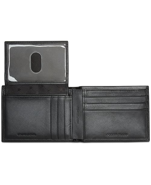 huge selection of df492 ee00b Men's Portfolio Leather Passcase & Removable Card Case