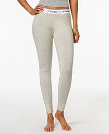 Calvin Klein Logo-Waist Leggings QS5875
