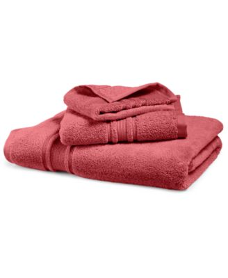 Quick-Dry Supima® Cotton Washcloth, Created for Macy's