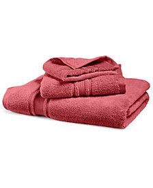 CLOSEOUT! Hotel Collection Quick-Dry Supima® Cotton Hand Towel, Created for Macy's