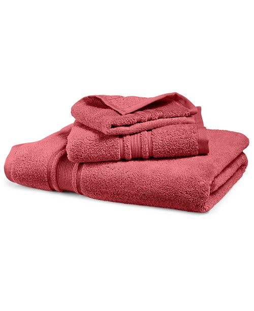 Hotel Collection Quick-Dry Supima® Cotton Bath Towel, Created for ...