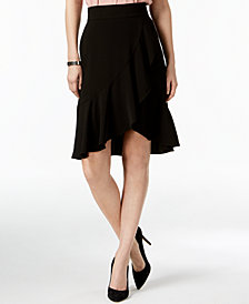Nine West Ruffled Skirt