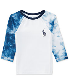 Ralph Lauren Rash Guard, Baby Boys