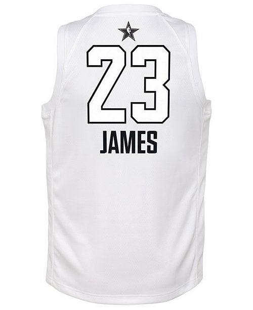 pretty nice f702d d85cc Nike LeBron James Cleveland Cavaliers All Star Swingman ...