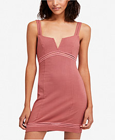 Free People Simply Be Sleeveless Bodycon Dress