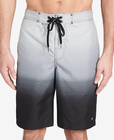 Calvin Klein Men's Degrade Stripe 21.5