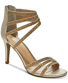 Thalia Sodi Karlee Evening Sandals, Created for Macy's