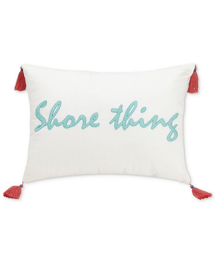 "Jessica Simpson - Go Fish 12"" x 16"" Decorative Pillow"