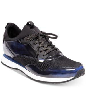 Steve Madden Men's Golsen Lace-Up Sneakers Men's Shoes 5924188