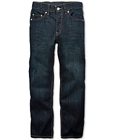 Levi's® 505™  Regular Fit Jeans, Big Boys