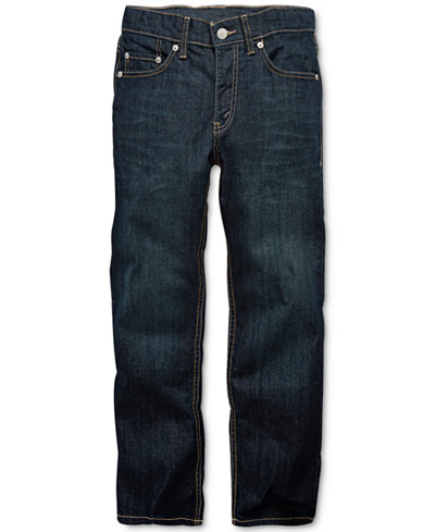 Levi's® 505™ Regular Fit Jeans, Big Boys