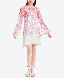 Max Studio London Ruffled-Trim Dress, Created for Macy's