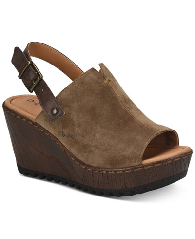 b.o.c. Noelle Wedge Sandals