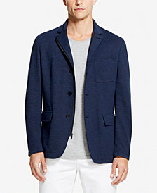 DKNY Men's Classic-Fit Stretch Knit Blazer, Created for Macy's