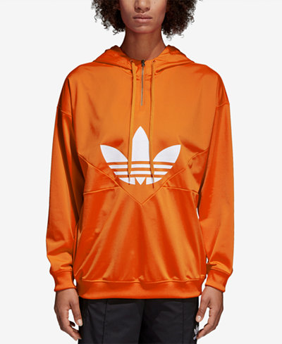 adidas Originals CLRDO Treifoil Half-Zip Hoodie