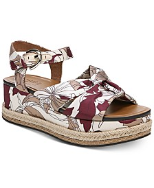 Naturalizer Berry Platform Espadrille Sandals