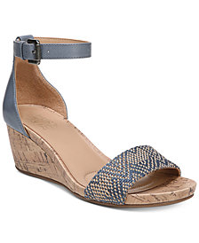 Naturalizer Cami Wedge Sandals