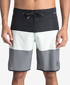 "Quiksilver Men's Highline Tijuana Scallop 20"" Board Shorts"