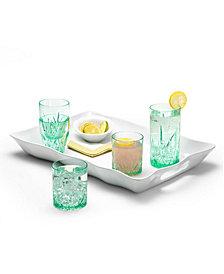 Q Squared Aurora Seaglass Drinkware Collection