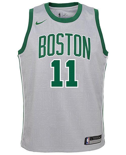 93db824f3c2 Nike Kyrie Irving Boston Celtics City Edition Swingman Jersey