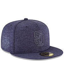 New Era San Diego Padres Clubhouse 59Fifty Fitted Cap