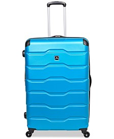 "Tag Matrix 2.0 28"" Hardside Expandable Spinner Suitcase, Created for Macy's"