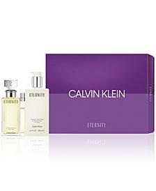 Calvin Klein 3-Pc. Eternity For Women Gift Set