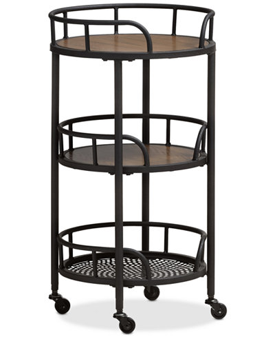 Bristol Serving Cart, Quick Ship