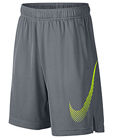 Nike Dry Training Shorts, Big Boys