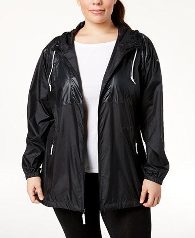 Columbia Plus Size Flashback™ Windbreaker Jacket