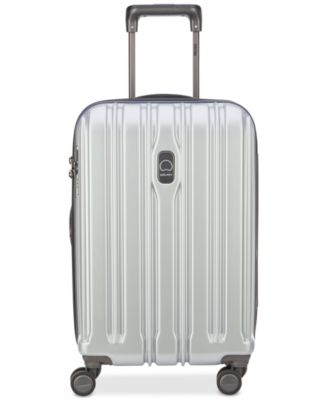 """ConnecTech 21"""" Spinner Expandable Carry-On Suitcase"""