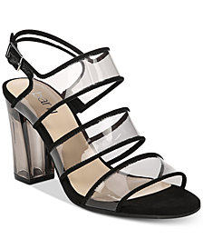 Bar III Bernice Strappy Dress Sandals, Created For Macy's