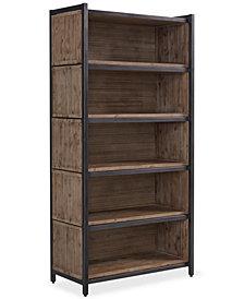 Slade Sliding Bookcase