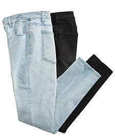 Jaywalker Men's Slim-Fit 2 Pack Stretch Jeans