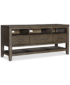 Bravel 60'' Entertainment Console