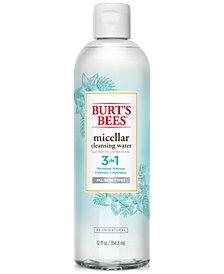 Burt's Bees Micellar Cleansing Water, 12 fl. oz.