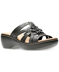 Clarks Collection Women's Delena Venna Sandals