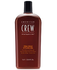 American Crew Firm Hold Styling Gel, 33.8-oz., from PUREBEAUTY Salon & Spa