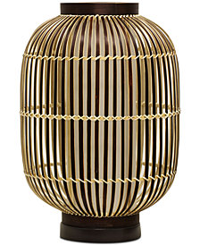 Stylecraft Bamboo Uplight Table Lamp