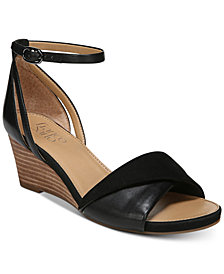 Franco Sarto Deirdra Wedge Sandals