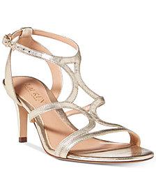 Lauren Ralph Lauren Gilah Strappy Sandals