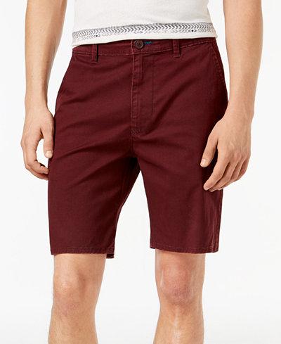 American Rag Men's Leaf Geo Print Shorts, Created for Macy's