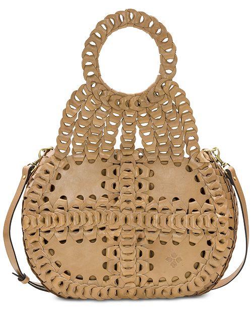 Patricia Nash. Pisticci Chainlink Leather Shoulder Bag. 27 reviews. main  image 6b9592fb02