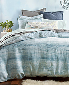 Lucky Brand Laguna Cotton Reversible 2-Pc. Twin Duvet Set, Created for Macy's