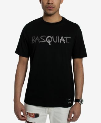 Men's Basquiat Logo T-Shirt, Created for Macy's