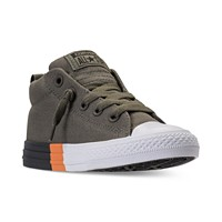 Deals on Converse Chuck Taylor All Star Street Mid Casual Sneakers