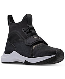 Puma Big Girls' Phenom Casual Sneakers from Finish Line