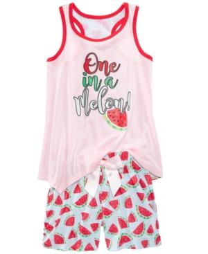Max & Olivia 2-Pc. Watermelon...